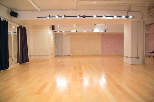 Rent Space NYC