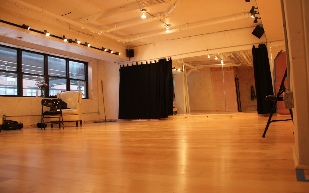 Performance Salon at the Lucid Body House