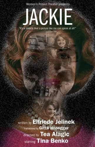 (Re)View from The Body: Jackie By Elfriede Jelinek