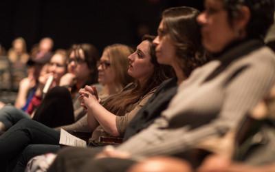 Impact Theatre hosts: The Veterans Forum