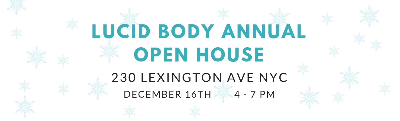 Lucid Body Holiday Open House
